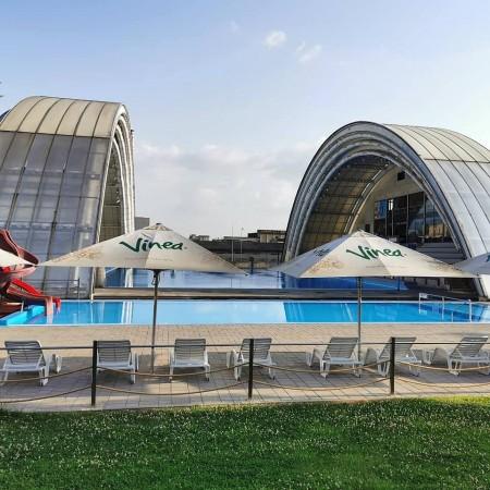 Foto: Národné Centrum Vodného Póla (kúpalisko Nováky) otvára sezónu 2021 7
