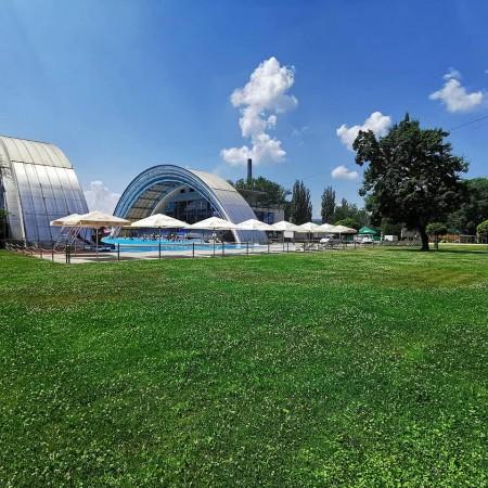 Foto: Národné Centrum Vodného Póla (kúpalisko Nováky) otvára sezónu 2021 8