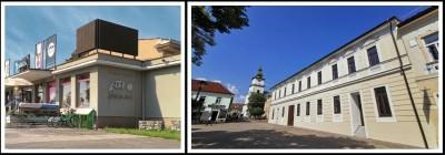 Mestské zastupiteľstvo v Prievidzi rokovalo o dvoch významných kultúrnych zámeroch