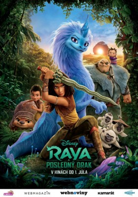 Raya a posledný drak (Raya and the Last Dragon)