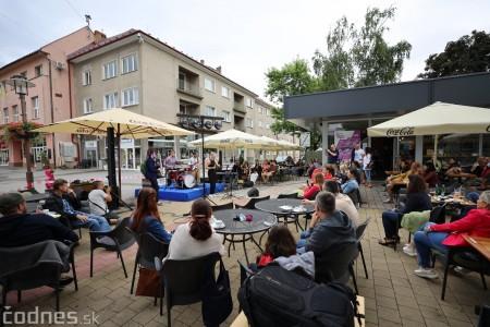 Foto a video: Lenka Piešová & Music Box Project - Café Merlo - Prievidza - 2021 0