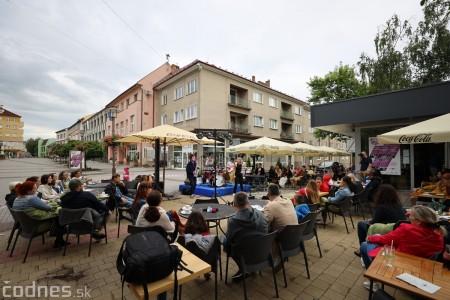 Foto a video: Lenka Piešová & Music Box Project - Café Merlo - Prievidza - 2021 1