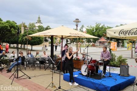 Foto a video: Lenka Piešová & Music Box Project - Café Merlo - Prievidza - 2021 5