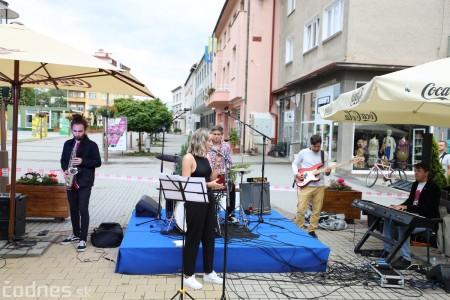 Foto a video: Lenka Piešová & Music Box Project - Café Merlo - Prievidza - 2021 8