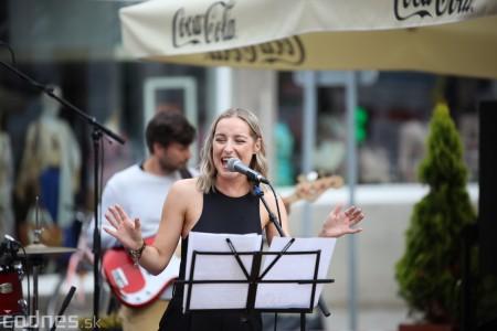 Foto a video: Lenka Piešová & Music Box Project - Café Merlo - Prievidza - 2021 13