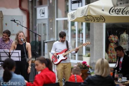 Foto a video: Lenka Piešová & Music Box Project - Café Merlo - Prievidza - 2021 14