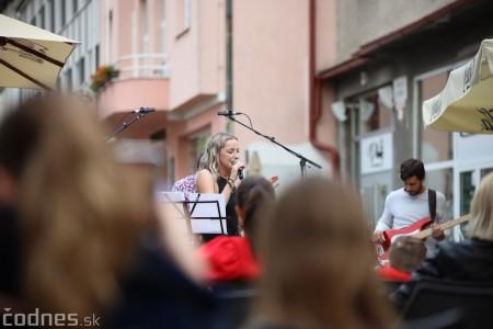 Foto a video: Lenka Piešová & Music Box Project - Café Merlo - Prievidza - 2021 15