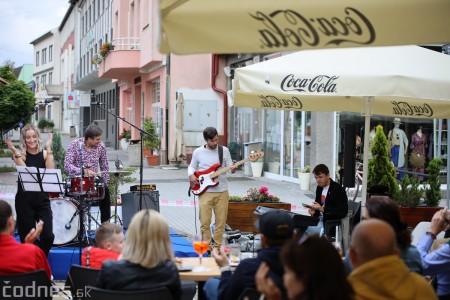 Foto a video: Lenka Piešová & Music Box Project - Café Merlo - Prievidza - 2021 17
