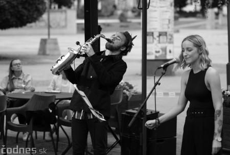 Foto a video: Lenka Piešová & Music Box Project - Café Merlo - Prievidza - 2021 20