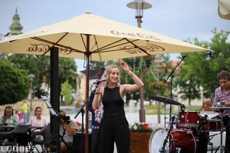 Foto a video: Lenka Piešová & Music Box Project - Café Merlo - Prievidza - 2021 22