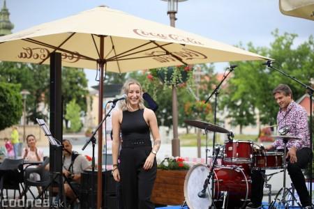 Foto a video: Lenka Piešová & Music Box Project - Café Merlo - Prievidza - 2021 23