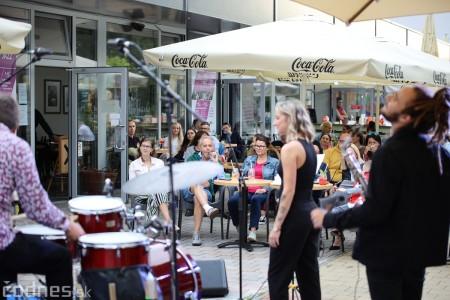 Foto a video: Lenka Piešová & Music Box Project - Café Merlo - Prievidza - 2021 27