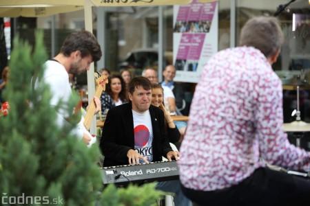 Foto a video: Lenka Piešová & Music Box Project - Café Merlo - Prievidza - 2021 30