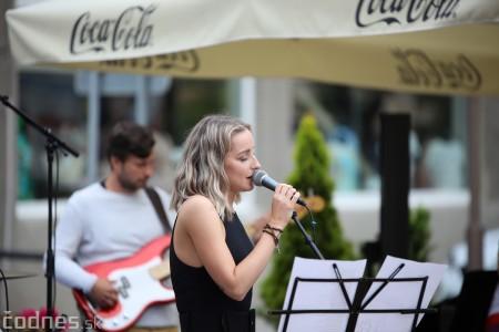 Foto a video: Lenka Piešová & Music Box Project - Café Merlo - Prievidza - 2021 29