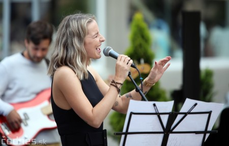 Foto a video: Lenka Piešová & Music Box Project - Café Merlo - Prievidza - 2021 31