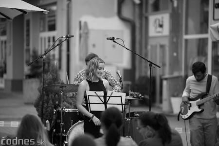 Foto a video: Lenka Piešová & Music Box Project - Café Merlo - Prievidza - 2021 33