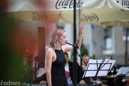 Foto a video: Lenka Piešová & Music Box Project - Café Merlo - Prievidza - 2021 35