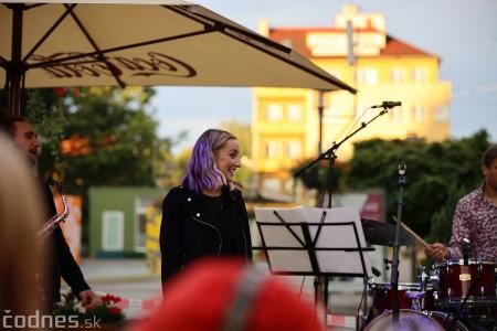 Foto a video: Lenka Piešová & Music Box Project - Café Merlo - Prievidza - 2021 36