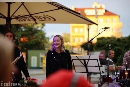 Foto a video: Lenka Piešová & Music Box Project - Café Merlo - Prievidza - 2021 38