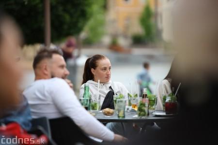 Foto a video: Lenka Piešová & Music Box Project - Café Merlo - Prievidza - 2021 43
