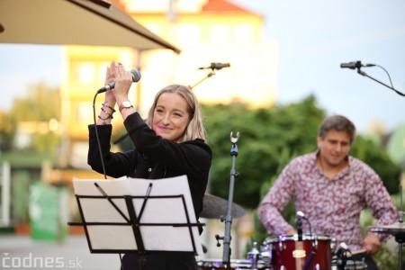 Foto a video: Lenka Piešová & Music Box Project - Café Merlo - Prievidza - 2021 44