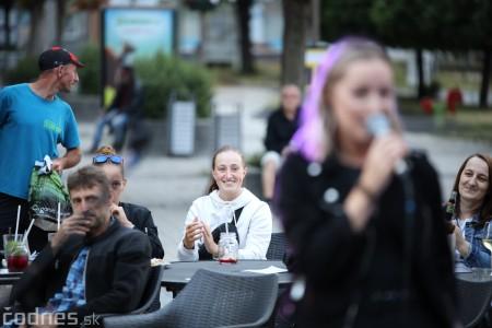 Foto a video: Lenka Piešová & Music Box Project - Café Merlo - Prievidza - 2021 50