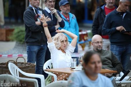 Foto a video: Lenka Piešová & Music Box Project - Café Merlo - Prievidza - 2021 51