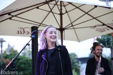 Foto a video: Lenka Piešová & Music Box Project - Café Merlo - Prievidza - 2021 53