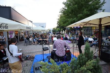 Foto a video: Lenka Piešová & Music Box Project - Café Merlo - Prievidza - 2021 54
