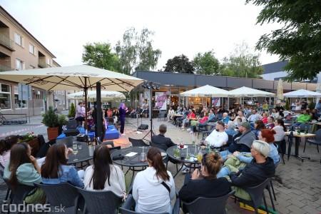 Foto a video: Lenka Piešová & Music Box Project - Café Merlo - Prievidza - 2021 56