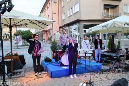 Foto a video: Lenka Piešová & Music Box Project - Café Merlo - Prievidza - 2021 57