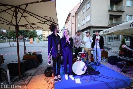 Foto a video: Lenka Piešová & Music Box Project - Café Merlo - Prievidza - 2021 61