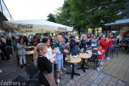 Foto a video: Lenka Piešová & Music Box Project - Café Merlo - Prievidza - 2021 62