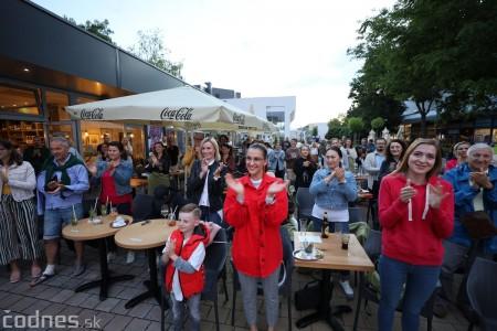 Foto a video: Lenka Piešová & Music Box Project - Café Merlo - Prievidza - 2021 63