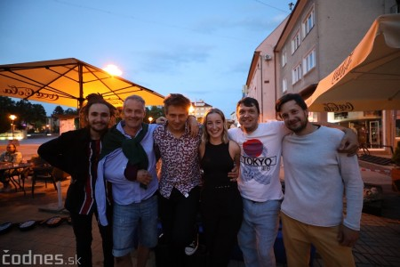 Foto a video: Lenka Piešová & Music Box Project - Café Merlo - Prievidza - 2021 65