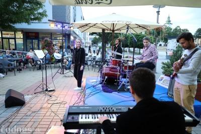 Foto a video: Lenka Piešová & Music Box Project - Café Merlo - Prievidza - 2021