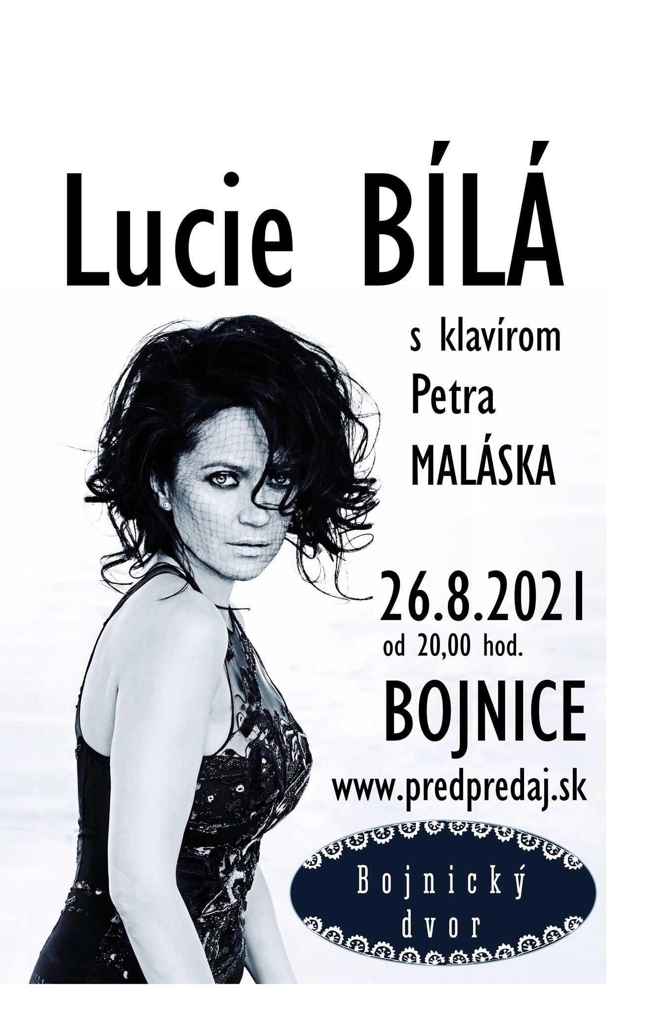 Lucie Bílá na Bojnickom Dvore - Bojnice