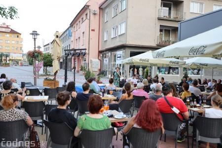 Foto a video: Adriena Bartošová & Band. Hosť Štefan Bučko - Café Merlo Prievidza 1