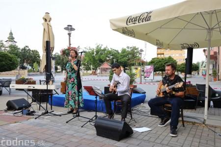 Foto a video: Adriena Bartošová & Band. Hosť Štefan Bučko - Café Merlo Prievidza 2