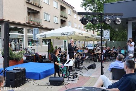 Foto a video: Adriena Bartošová & Band. Hosť Štefan Bučko - Café Merlo Prievidza 3