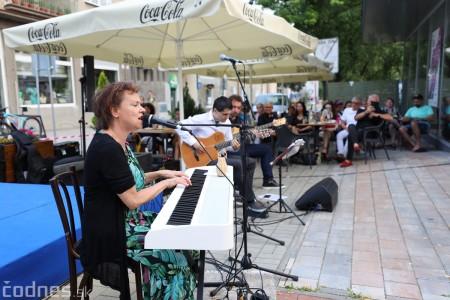 Foto a video: Adriena Bartošová & Band. Hosť Štefan Bučko - Café Merlo Prievidza 7