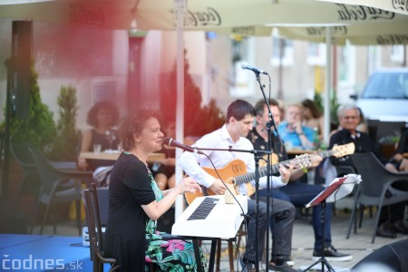 Foto a video: Adriena Bartošová & Band. Hosť Štefan Bučko - Café Merlo Prievidza 20
