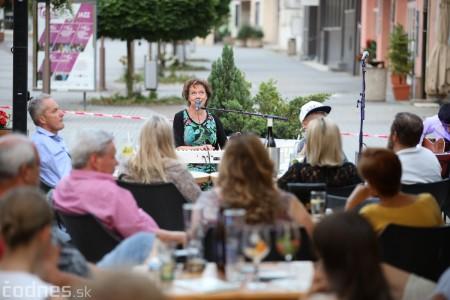Foto a video: Adriena Bartošová & Band. Hosť Štefan Bučko - Café Merlo Prievidza 26