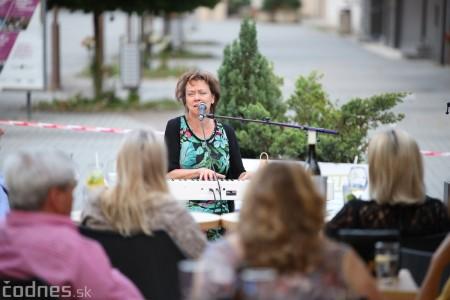 Foto a video: Adriena Bartošová & Band. Hosť Štefan Bučko - Café Merlo Prievidza 27