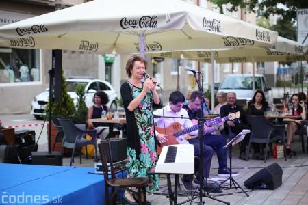 Foto a video: Adriena Bartošová & Band. Hosť Štefan Bučko - Café Merlo Prievidza 28