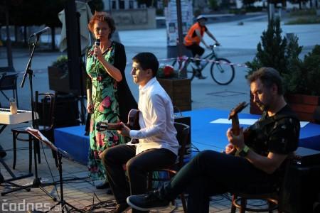 Foto a video: Adriena Bartošová & Band. Hosť Štefan Bučko - Café Merlo Prievidza 38
