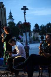 Foto a video: Adriena Bartošová & Band. Hosť Štefan Bučko - Café Merlo Prievidza 39