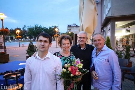 Foto a video: Adriena Bartošová & Band. Hosť Štefan Bučko - Café Merlo Prievidza 41
