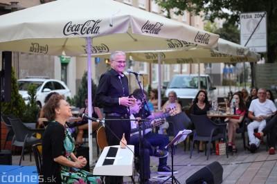 Foto a video: Adriena Bartošová & Band. Hosť Štefan Bučko - Café Merlo Prievidza