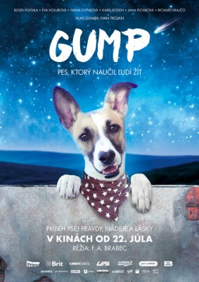 Gump – pes, ktorý naučil ľudí žiť (Gump)